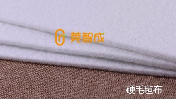 毛毡布是什么材料?