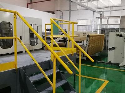 鼎点高速针刺棉生产设备