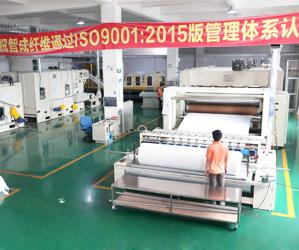 过滤无纺布生产设备