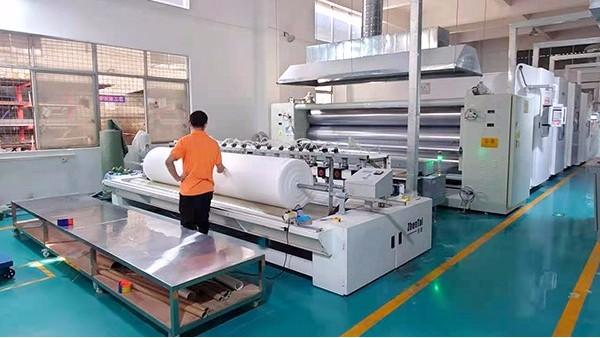 混凝土模板布生产厂家-日产15吨