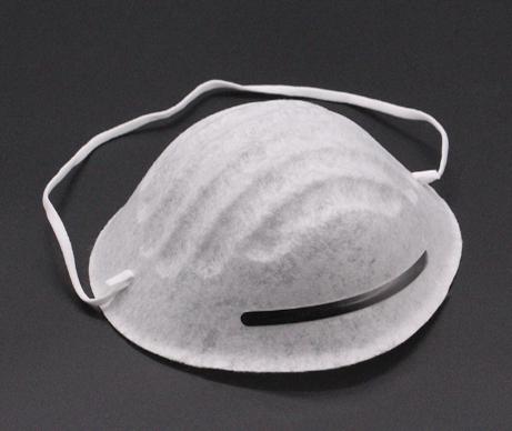 口罩定型棉可用于碗型口罩