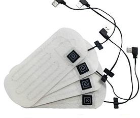 针刺无纺布可用于电热片